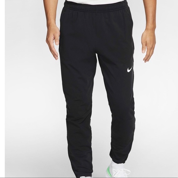 Nike Other - Nike Mens Therma Essential Running Pants Black XL